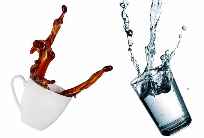 Selecionar as características ideais da água é essencial para um bom resultado na xícara