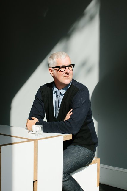James Freeman, fundador da Blue Bottle Coffee.