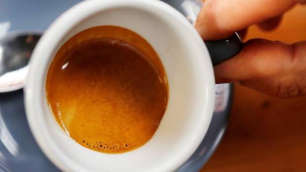 Um serviço de qualidade também passa pelo café de qualidade.